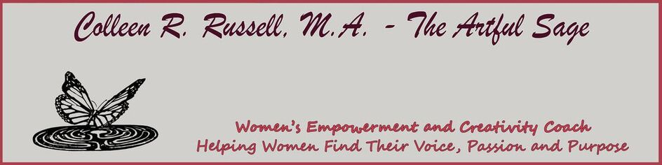 Colleen R. Russell, M.A.- The Artful Sage